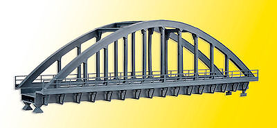 Ambizioso Vollmer 42553 Scala H0,ponte Arco In Acciaio,dritto # Nuovo Scatola Originale # Bello A Colori