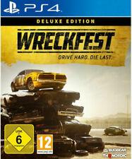 Artikelbild Wreckfest Deluxe Edition [PLAYSTATION 4] NEU OVP