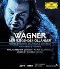 Bryn Terfel Anja Kampe Matti Salminen - Wagner Der Fliegende Hollander BLURAY