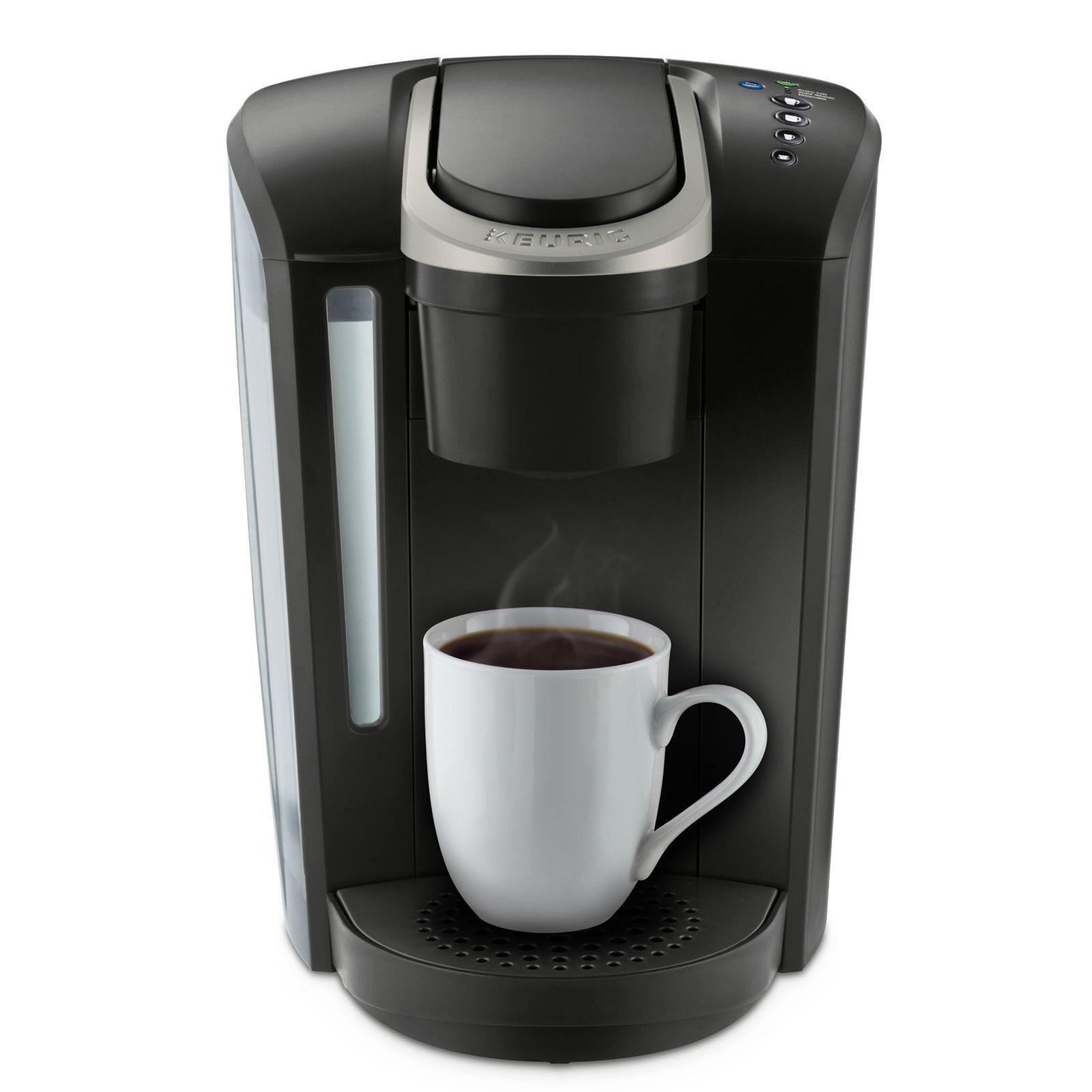 Keurig K-Select Single servir K-Cup Pod cafetière-noir NEUF-LIVRAISON GRATUITE
