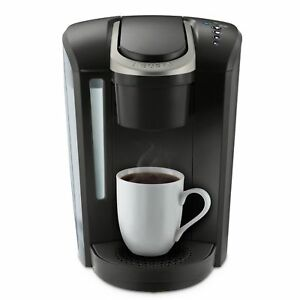 Keurig-K-Select-Single-Serve-Matte-Black-Coffee-Maker-K80-Model