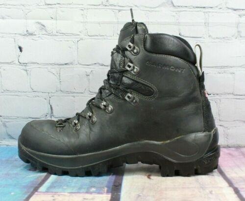 GARMONT Men's Black Leather Vibram Sole Mountainee