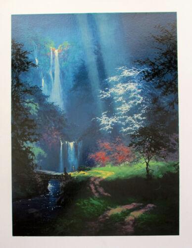 "JAMES COLEMAN /""SOFT GLOW/"" 1997 Art Serigraph"