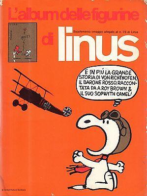 LINUS 1971 Figurina Nuova  n° 161