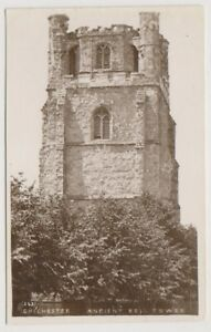Sussex-West-postcard-Chichester-Ancient-Bell-Tower-A330