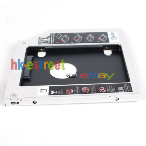 2nd Hard Drive SSD HDD Caddy Adapter for Dell Insipiron 15 3541 3542 3543 3545