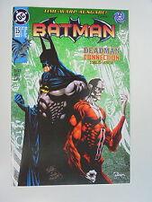 1x Comic - Batman Nr. 15 - DC - Time warp - Z. 0-1/1