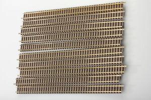 Fleischmann-N-Piccolo-10x-9100-Voie-Droite-Boue-Rayures-Trous-FPG9
