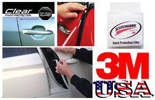 3M 4 Door Edge Scratch Clear Guard Trim Protector Film Scotchgard Car SUV Truck