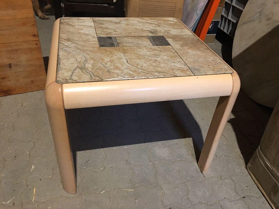 Hjørnebord, Dansk. design, bøgetræ