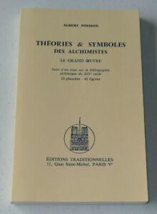 THEORIES-amp-SYMBOLES-DES-ALCHIMISTES-LE-GRAND-OEUVRE-ALBERT-POISSON-1991