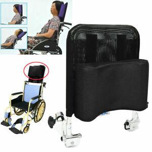Wheelchair-Headrest-Backrest-Neck-Support-Cushion-Pad-Adjustable-Breathable