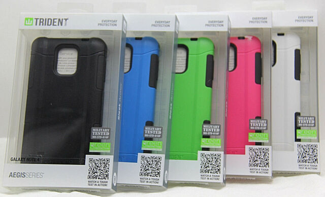 Trident Aegis Case for Samsung Galaxy Note 4