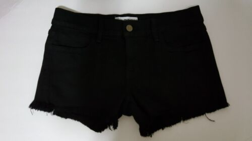 26 Mid Moonstone In Off Taglia Rise Ruby Cut 887797117551 Wildfox Nero Jeans Short 80wEqXP