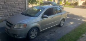 ONLY 93Kms CERTIFIED 2009 Chev Aveo LT