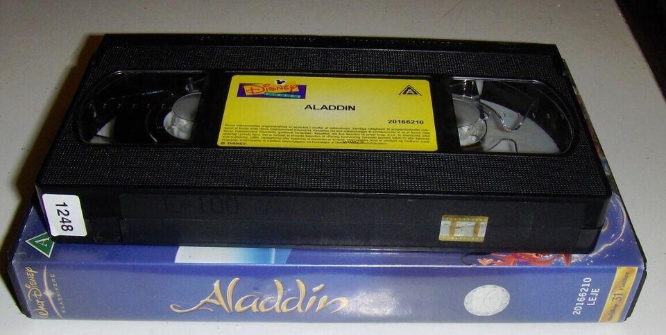 Børnefilm, DISNEY ALADDIN