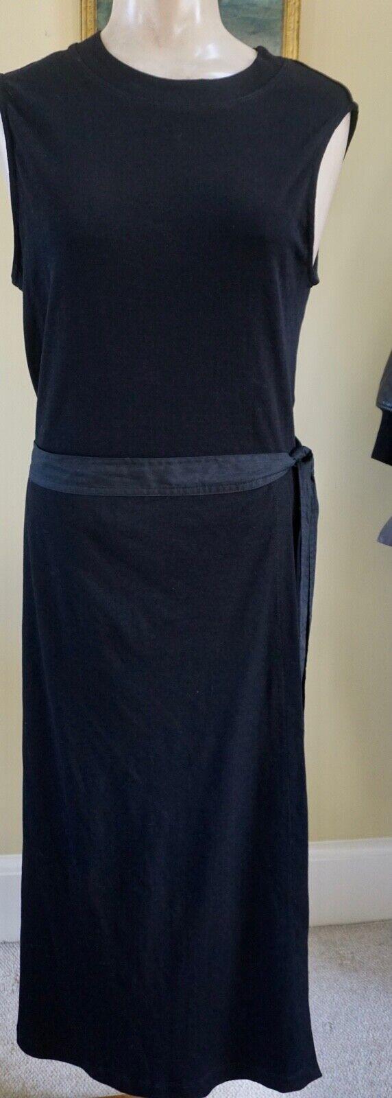 pinktta Getty..USA...a Getty..USA...a Getty..USA...a Jersey Wrap Dress...SZ L  b70532