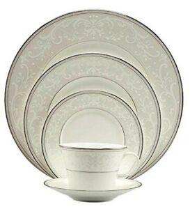 Nikko-Japan-Pearl-Symphony-Fine-China-5-Piece-Setting-Nikko-Dinnerware-84