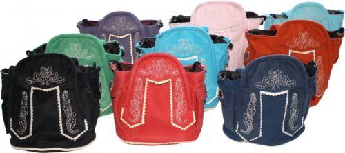 Damen Handtasche Trachtentasche Dirndl Taschen Trachten Leder-Imitat