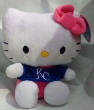 MLB SANRIO HELLO KITTY KANSAS CITY ROYALS KC EIGHT INCH