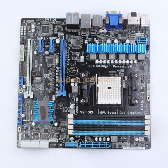 ASUS F2A85-M PRO AMD CHIPSET DRIVERS (2019)
