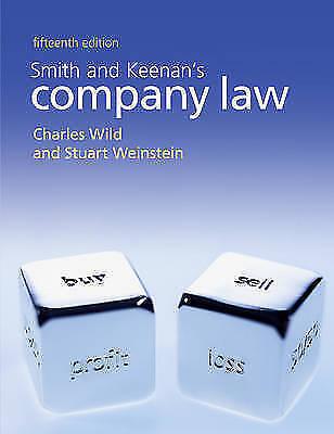 Smith & Keenan's Company Law: UK Edition