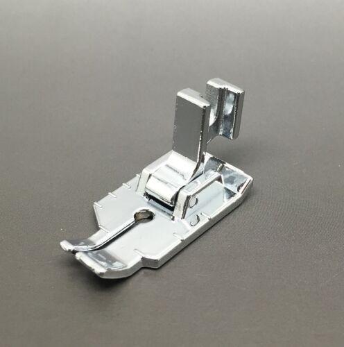 1//4 pulgadas De Retazos Quilting Pie Bajo Shank-se adapta a la mayoría de marcas de máquinas de coser