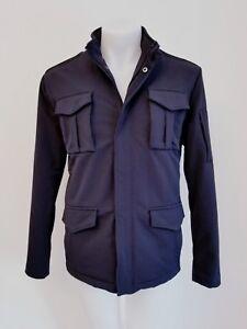 Egara Black Multi Jacket pocket M Men's axfTqH