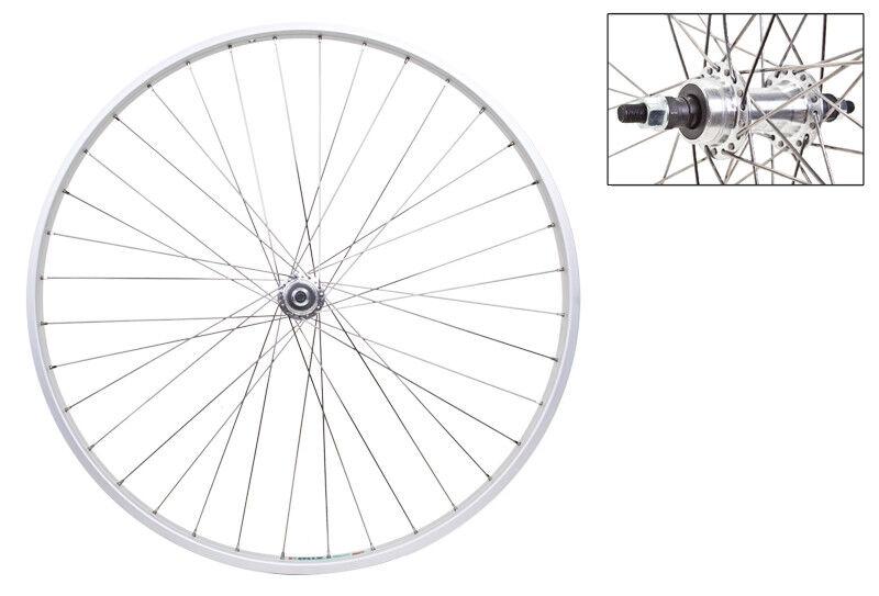 Wheel Rear 27X1-1 4 Aly Sl 36 Aly Fw 1Sp Bo Sl 126Mm Dti2.0Sl