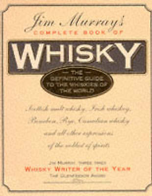 1 of 1 - Jim Murray's Complete Book of Whisky, Murray, Jim, Very Good Book