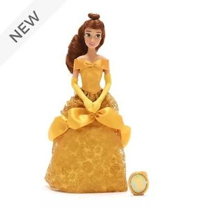 Disney Beauty And The Beast Belle Classico Bambola Nuovo con Scatola