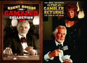 The Gambler 4 Films Coward Of The County New Sealed Dvd Kenny Rogers Ebay