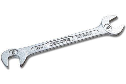 GEDORE Doppelmaulschlüssel klein von 4 bis 14 mm zur Auswahl