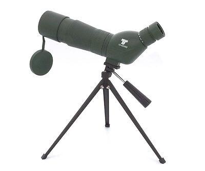 Spektiv Zoom 15-45x60 + Tisch Stativ für Sportschützen - Aktion, TSSP60Ya + FT01