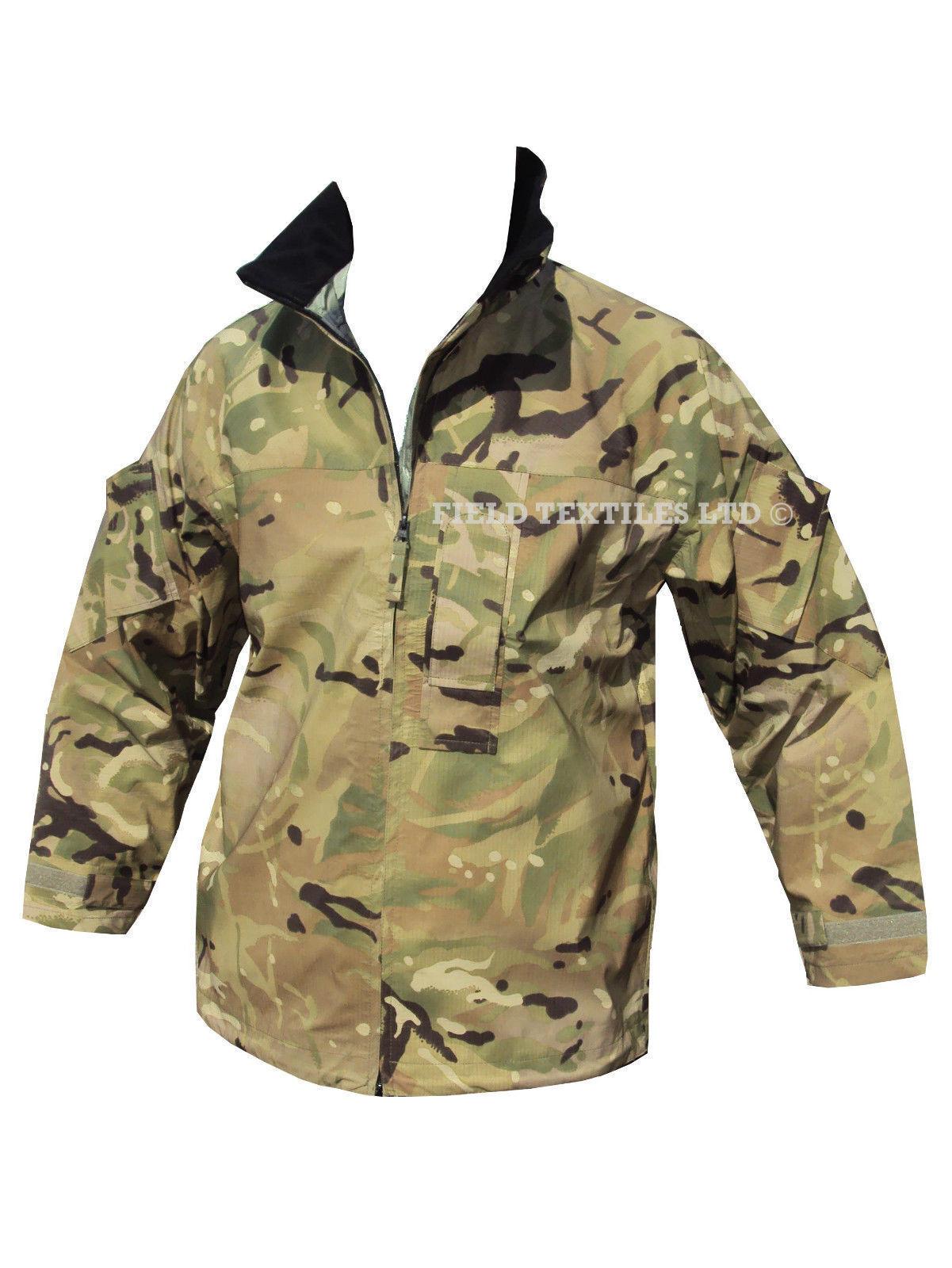 British British British Army MTP-GIACCA LEGGERA Goretex-Taglia Small-Nuovo di Zecca 93200d