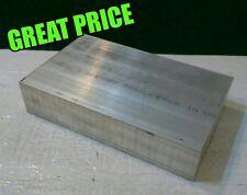 15x 4 X 6 Long New 6061 Solid Aluminum Stock Plate Flat Bar Mill Block 1 12