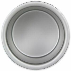 PME - Teglia Professionale Tonda in Alluminio Anodizzato 7.5 x 7.5 cm (o3H)