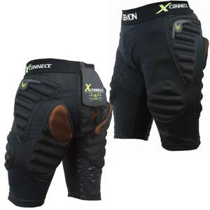 Demon-X-Flex-Force-Connect-X-D3o-Acolchado-Snowboard-Pantalones-Impacto-Cadera