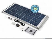 American Motorhome RV 5Th Wheel 120 Watt Roof Mounted Solar Panel Kit