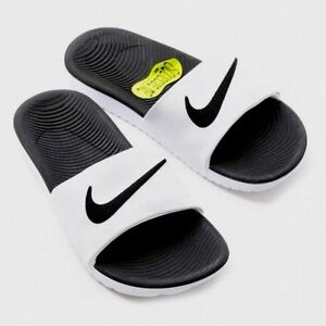 c1d022b0634b Nike Kawa Slide Slider Slip On Solar Soft Pool Sandals Junior Womens ...