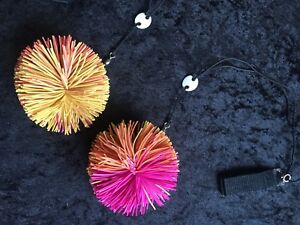PoiPoi-Stringy-Things-Poi-Set-w-Soft-Koosh-Balls-Practice-Circus-Training