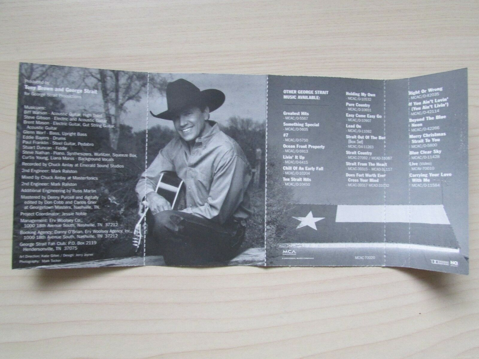 George Strait 'one Step at a Time' Cassette 1998 Mca. RARE USA Tape Tested. | eBay