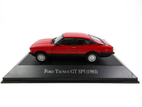 Ford Taunus GT SP5 1983-1:43 SALVAT Autos Diecast Miniatur Modellauto AQV8
