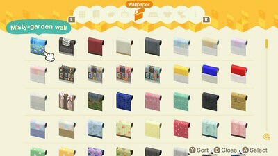 Animal Crossing New Horizons All Unique Wallpapers Pick 1 Out Of