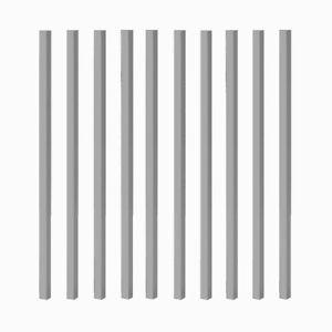 Deckorators-26-in-Gray-Square-Aluminum-Balusters-10-Pack