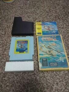 Mission-Cobra-NES-Nintendo-Complete-in-box-100-Authentic-TESTED-Rare-CIB