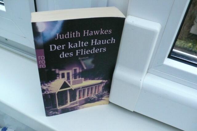 BUCH DER KALTE HAUCH DES FLIEDERS JUDITH HAWKES THRILLER KRIMI ROMAN TASCHENBUCH