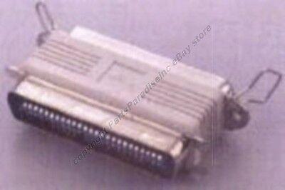 SCSI TERMINATOR 50 PIN CENTRONICS MALE FEMALE PASS THROUGH PASSIVE