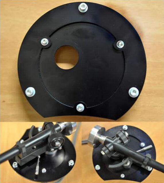 Rega RB250 RB300 Armboard Plate Technics SL-1200 1210 MK2 MK3 MK5 1200G 1200GAE