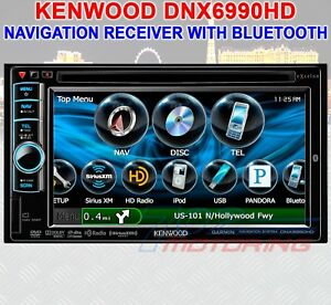 kenwood dnx6990hd navigation receiver w built in bluetooth hd radioimage is loading kenwood dnx6990hd navigation receiver w built in bluetooth